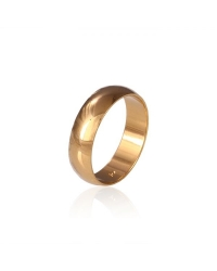 18K Gold Plated Band