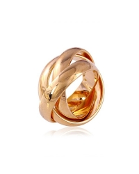 18K Gold Plated Designer Inspired Ring