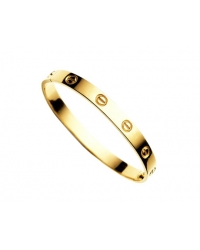 18K Gold Plated Bangle
