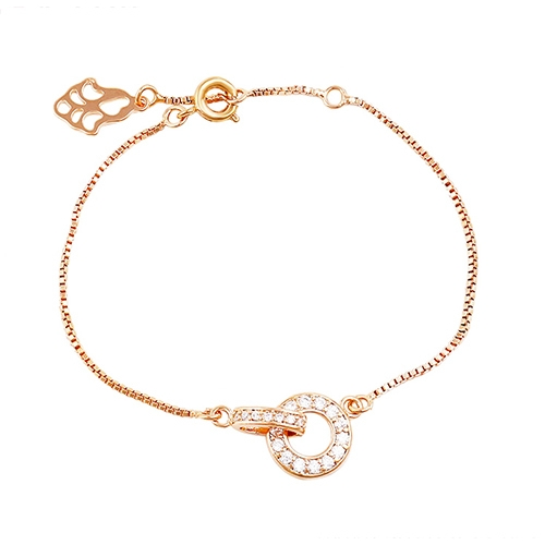 phab delicate bar tw diamond mini main lrg bracelet gold detailmain rose nile in blue ct